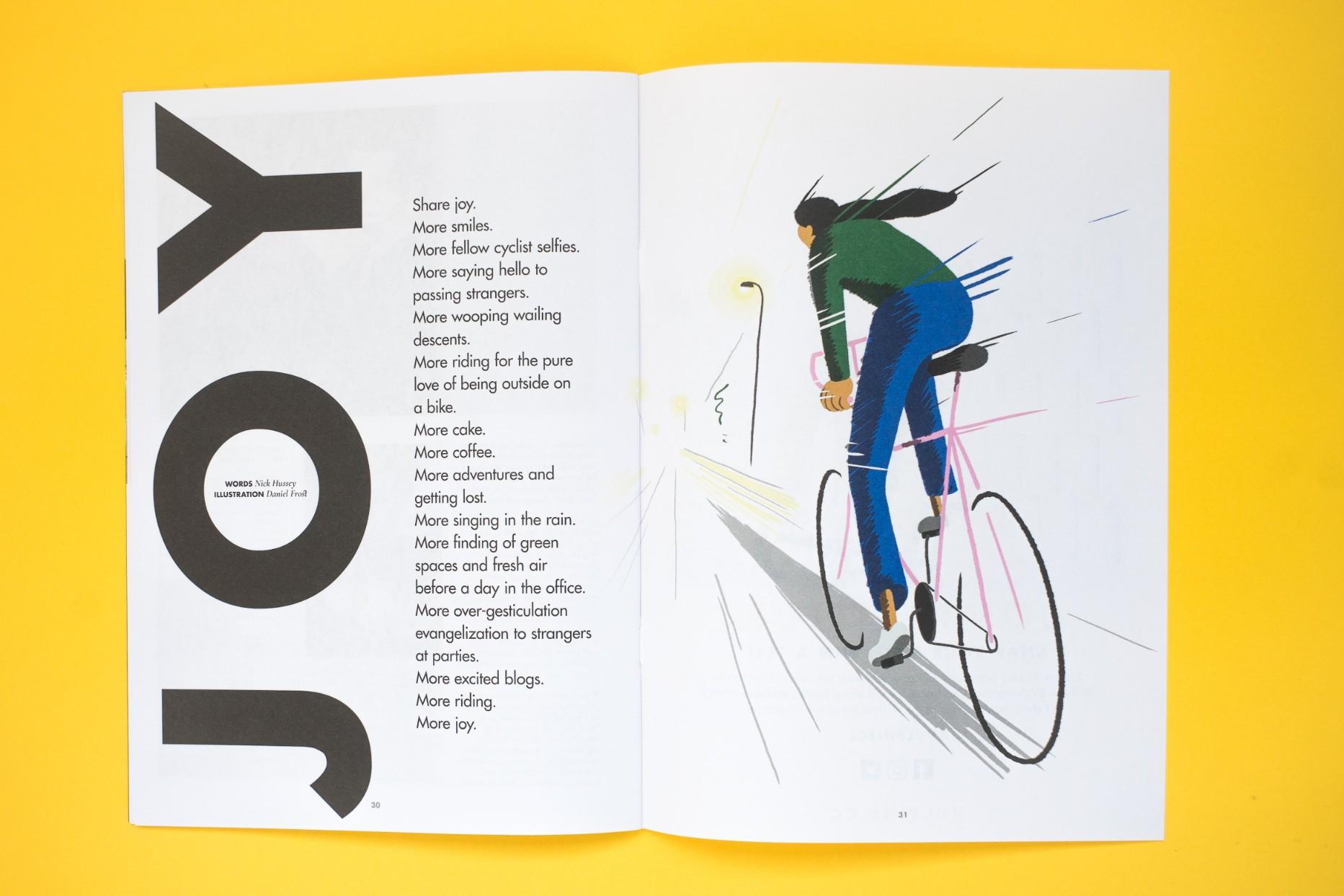 Vulpine Magazine Design