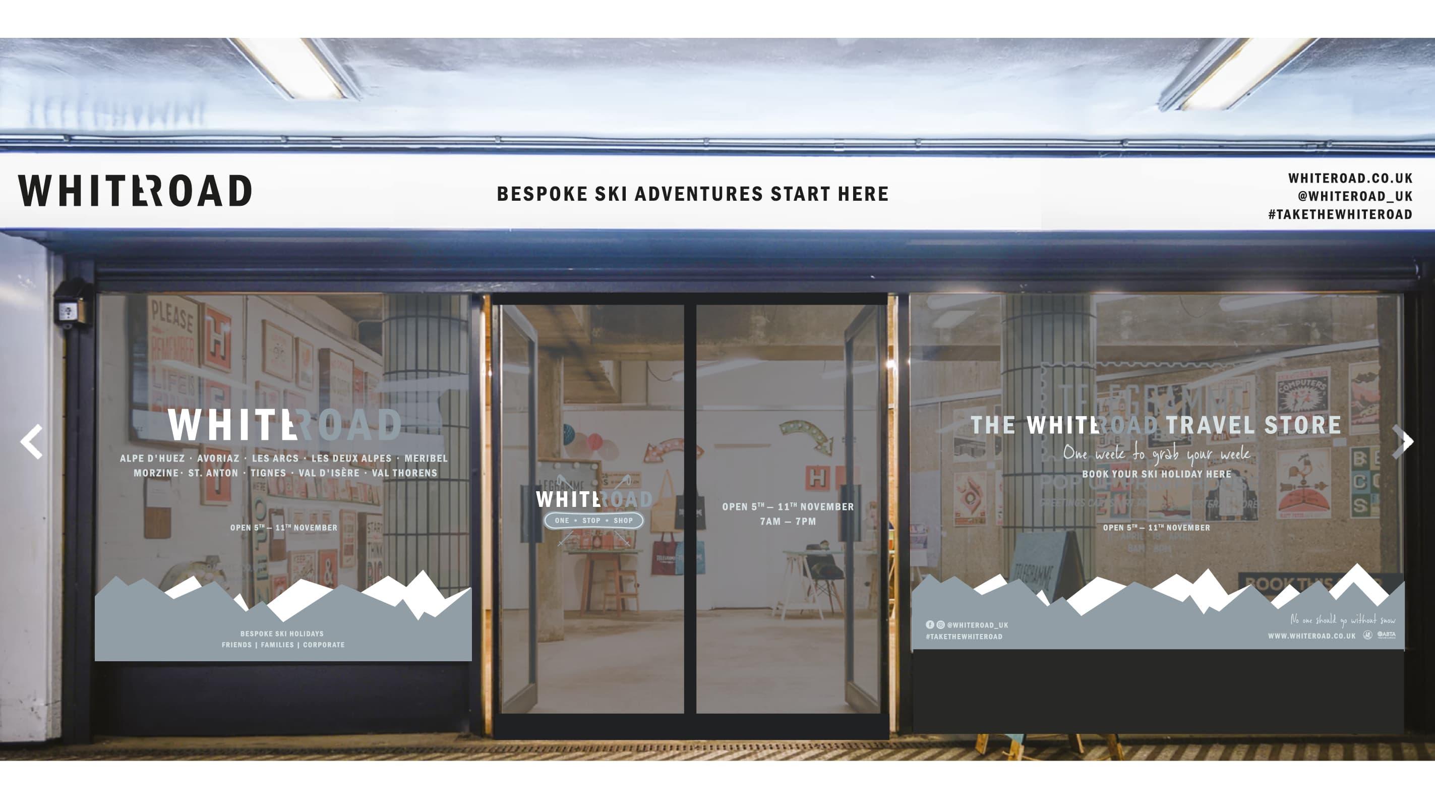 WhiteRoad Shop